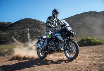 Record di vendite nel 2015 per BMW Motorrad, è il 5° anno consecutivo