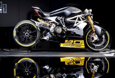 Special naked, scrambler e café racer: le preferite a Motor Bike Expo