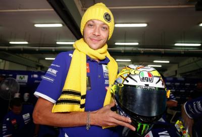 """Valentino Rossi: """"Non mi aspettavo due Yamaha davanti a tutti"""""""