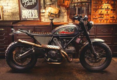 """Ducati Scrambler """"Custom Rumble"""": scelte le cinque migliori special"""