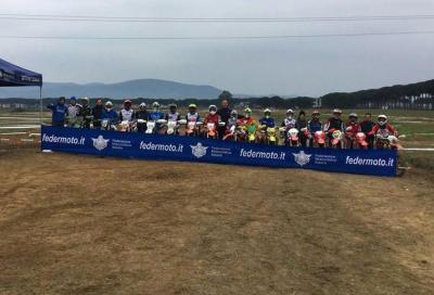 Team Italia Enduro: ultimo allenamento prima del via della stagione racing
