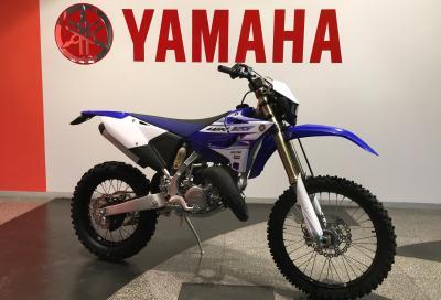 Nuova Yamaha WR125 2016: il piccolo due tempi torna all'enduro