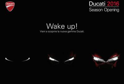 Ducati Season Opening: un week-end dedicato alle novità 2016