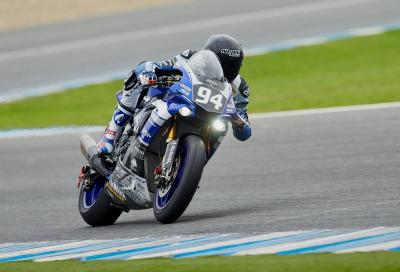 Yamaha YZF-R1 2016 ufficiali SBK ed Endurance: in azione a Jerez