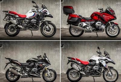 """BMW presenta quattro nuovi modelli in edizione limitata """"Iconic 100"""""""
