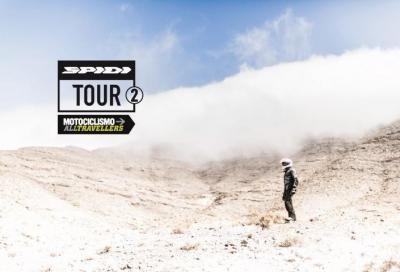 Spidi Tour 2: l'italia in sette tappe