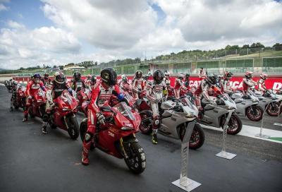 Ducati Riding Experience: nel 2016 anche in fuoristrada. Iscrizioni aperte