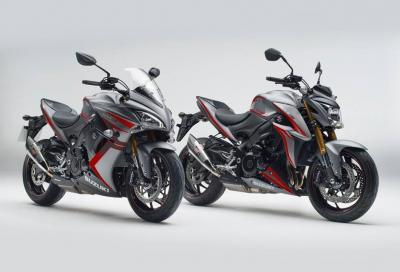 Nuove Suzuki GSX-S1000 e GSX-S1000F 2016 Yoshimura
