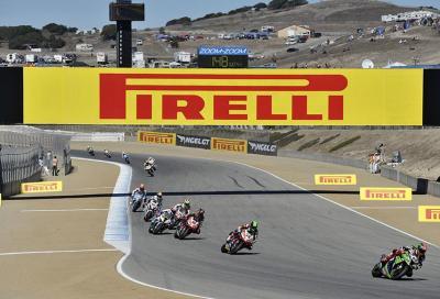 Il 2016 racing di Pirelli e le novità della gamma Diablo da gara