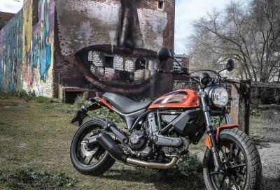 Ducati sceglie le Pirelli MT 60 RS per la Scrambler Sixty2