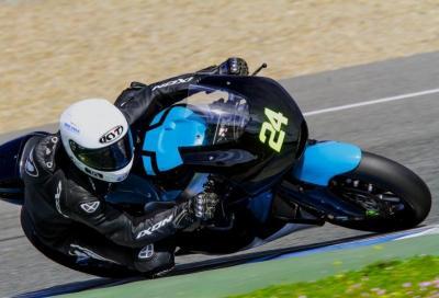 Test Moto2 e Moto3 a Jerez: Corsi e Baldassarri al top, Bastianini in forma