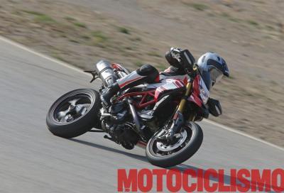 Ducati Hypermotard 939 - 939 SP: divertimento assicurato