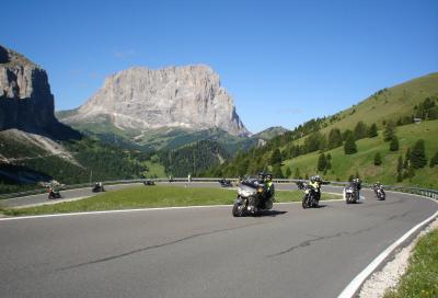 """Turismo in moto: """"Voglio viaggiare sicuro, non in compagnia"""""""