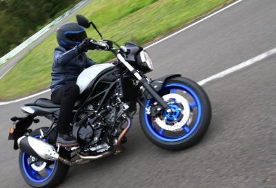 Test novità Suzuki, Ducati e Honda; lo sport con SBK e Motocross
