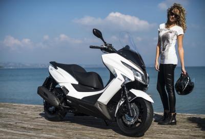 Kymco a Motodays: novità e promozioni