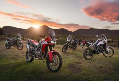 Honda a Motodays con le novità e l'Africa Twin per il nostro Long test