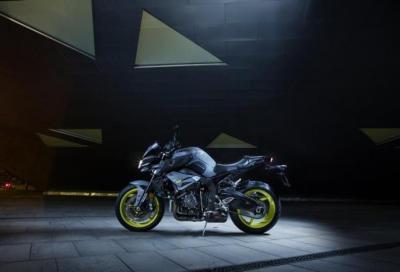 Yamaha a Motodays con la gamma 2016 e la M1 di Rossi