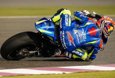 Test MotoGP a Losail, day 2: super Viñales, poi Iannone e Lorenzo
