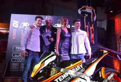 Baldassarri e Marini in Moto2 2016 con il Forward Racing Team