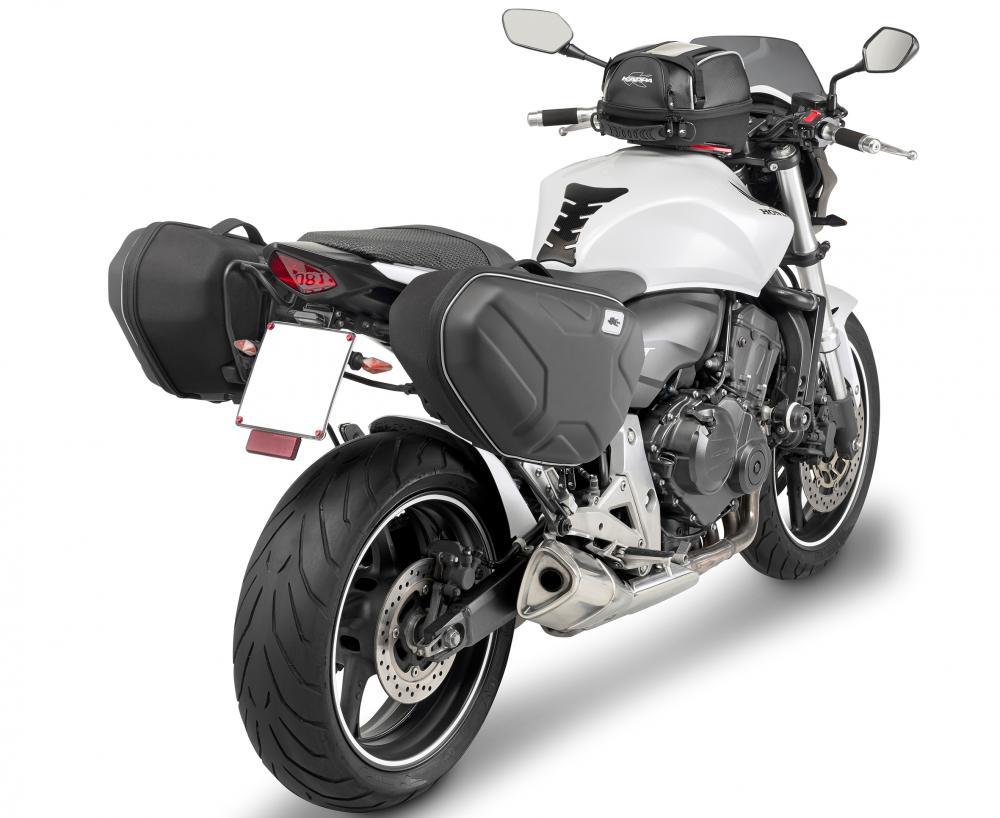 Moto Ra314 Borse NakedKappa Laterali Per E Easylock Sportive bmIYf7gy6v
