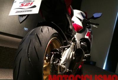 Nuove  Bridgestone Battlax Hypersport S21: il nostro test ad Abu Dhabi