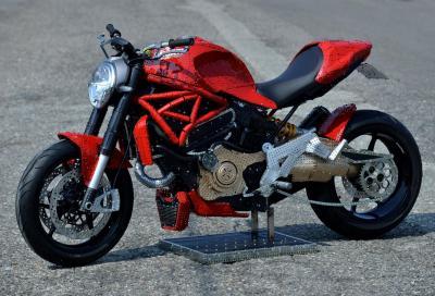 Costruisci la tua Ducati Monster 1200 S