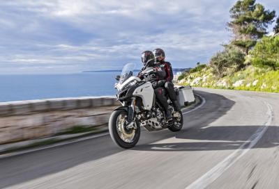 Ducati Multistrada 1200 enduro:  ovunque, in prima classe