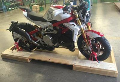 Bimota al Tokyo Motorcycle Show con la Impeto Supercharged