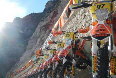 Trofeo KTM Enduro 2016: calendario, info, news