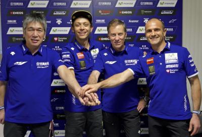 Valentino Rossi rinnova: altri due anni in Yamaha!