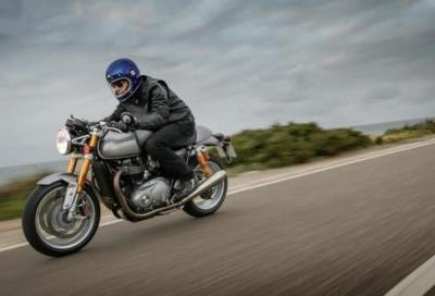 Nuove Triumph Truxton e Thruxton R 2016: il video