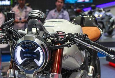 Le novità Honda al Salone di Bangkok 2016