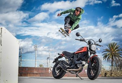 Ducati Bike Value: la nuova formula d'acquisto per Scrambler Sixty2