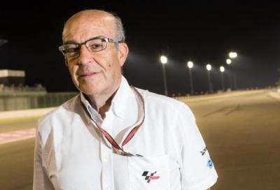 Ezpeleta nel mirino: chiesto l'arresto per il boss della MotoGP