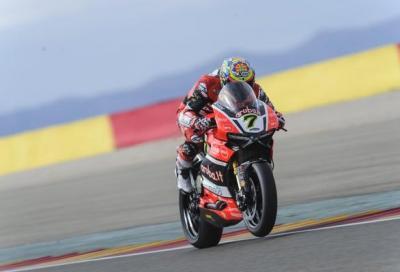Ducati vince con Davies la Gara n° 700 del Mondiale SBK