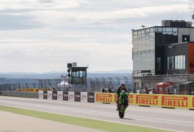 Sofuoglu domina al Motorland, Krummenacher 2°, podio per Terol