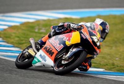 Moto3: in Argentina pole di Binder, 2° Fenati e 5° Bulega