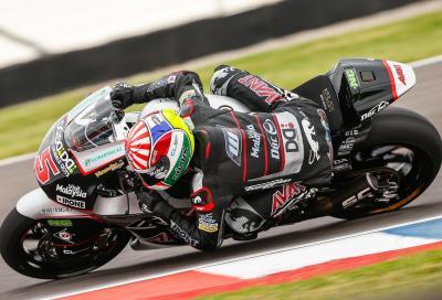 "Moto2: in Argentina vince Zarco, poi Lowes e Folger. ""Morbido"" bravo ma out"