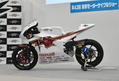 Shinden Go, la nuova arma elettrica di Mugen per il TT 2016