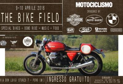 Il nostro weekend delle special: ecco The Bike Field!