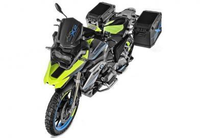 Vorrei una moto ibrida…