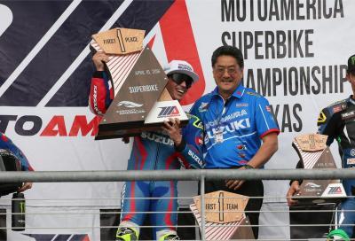 MotoAmerica 2016: Toni Elias ritorna alla grande!