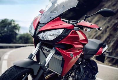 Nuova gamma moto Yamaha 2016: arriva la Tracer 700