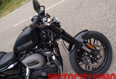 Nuova Harley-Davidson Roadster: DNA sportivo