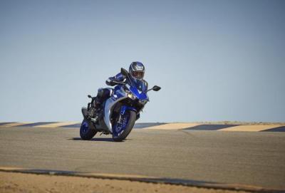Yamaha Supersport Pro Tour 2016: prova le R-Series al Mugello
