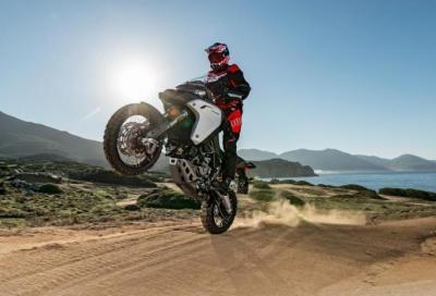 DRE Enduro 2016: l'Accademia di guida off-road firmata Ducati