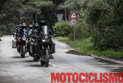 """Maxienduro in Albania: """"Sarà lotta fra Honda, BMW e Ducati"""""""