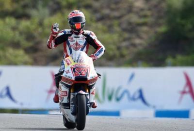 Moto2: Lowes domina a Jerez, seguono Folger e Rins. 4° Morbidelli