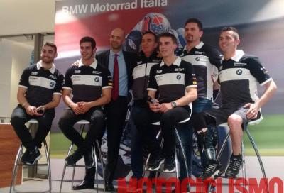 """Team BMW Althea SBK: """"Per Imola siamo molto motivati, puntiamo al podio"""""""