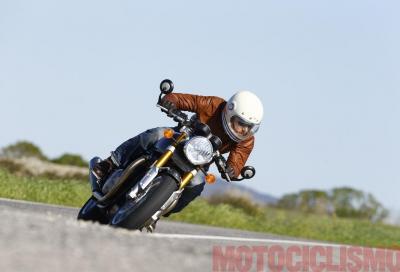 Prova la nuova Triumph Thruxton R agli Open Days del 6 e 7 maggio